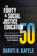 The Equity   Social Justice Education 50