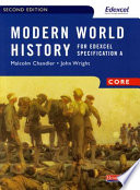 Modern World History for Edexcel Specification A  Book PDF