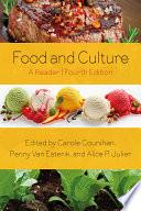 """Food and Culture: A Reader"" by Carole Counihan, Penny Van Esterik, Alice Julier"