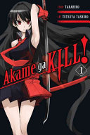 link to Akame ga KILL! in the TCC library catalog