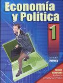Economía y Política 1 Edición actualizada