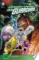 Green Lantern  New Guardians Vol  3  Love   Death  The New 52
