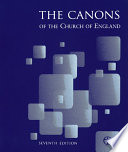 Read Online Canons of the Church of England 7 with 2 supplements For Free