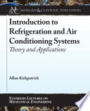 Introduction to Refrigeration and Air Conditioning Systems Book