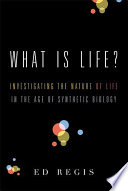 What Is Life  Book