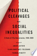 Political Cleavages and Social Inequalities