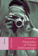Principles of Visual Anthropology