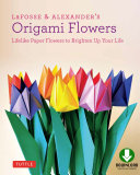 LaFosse   Alexander s Origami Flowers Kit