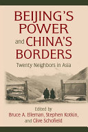 Beijing s Power and China s Borders