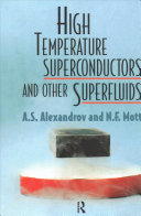 High Temperature Superconductors and Other Superfluids Book