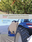 """The Safe and Effective Use of Pesticides, 3rd Edition"" by Shannah M Whithaus, Lisa Blecker"