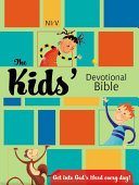 NIrV, The Kid's Devotional Bible, eBook