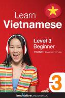 Learn Vietnamese   Level 3  Beginner