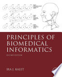 Principles of Biomedical Informatics Book