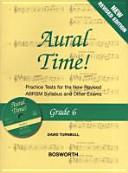 Aural Time Grade 6 Book   CD