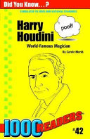 Harry Houdini [Pdf/ePub] eBook