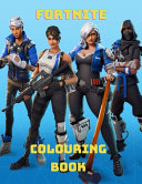 Fortnite Colouring Book