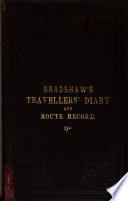 Bradshaw s travellers  diary and route record Book PDF