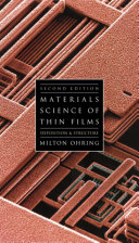 Materials Science of Thin Films Pdf/ePub eBook