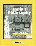 Indian Philosophy Pdf/ePub eBook