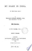 My Diary in India  in the Year 1858 9 Book PDF