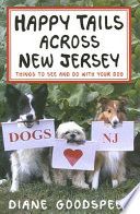 Happy Tails Across New Jersey Book