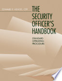 Security Officer S Handbook Book PDF