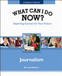 What Can I Do Now? Journalism