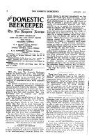 Domestic Beekeeper
