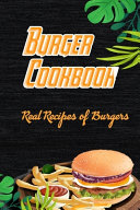 Burger Cookbook Book PDF