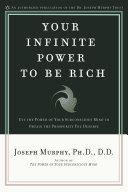 Your Infinite Power to Be Rich [Pdf/ePub] eBook