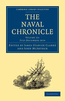 Pdf The Naval Chronicle: Volume 32, July-December 1814