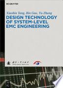Design Technology of System-Level EMC Engineering