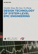 Design Technology of System-Level EMC Engineering Pdf/ePub eBook