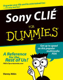 Pdf Sony CLIe For Dummies