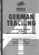 German Teaching