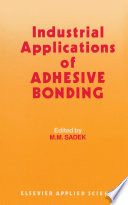 Industrial Applications of Adhesive Bonding Book