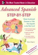 Advanced Spanish Step-by-Step
