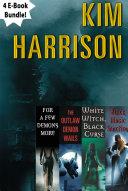 Kim Harrison Bundle #2 Pdf/ePub eBook
