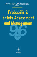 Probabilistic Safety Assessment and Management '96 Pdf/ePub eBook