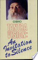 Tantra Vision   An Invitation to Silence Book PDF