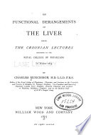 On Functional Derangements of the Liver