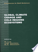Global Climate Change And Cold Regions Ecosystems Book PDF