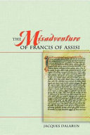 The Misadventure of Francis of Assisi Book