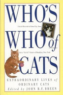 Who s Who of Cats