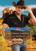 Last Chance Cowboy  Mills   Boon American Romance   Mustang Valley  Book 1