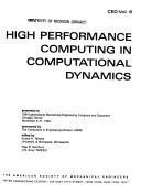 High Performance Computing in Computational Dynamics Book