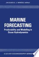 Marine Forecasting Book