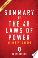 The 48 Laws of Power Pdf/ePub eBook