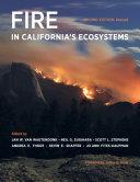Fire in California's Ecosystems [Pdf/ePub] eBook